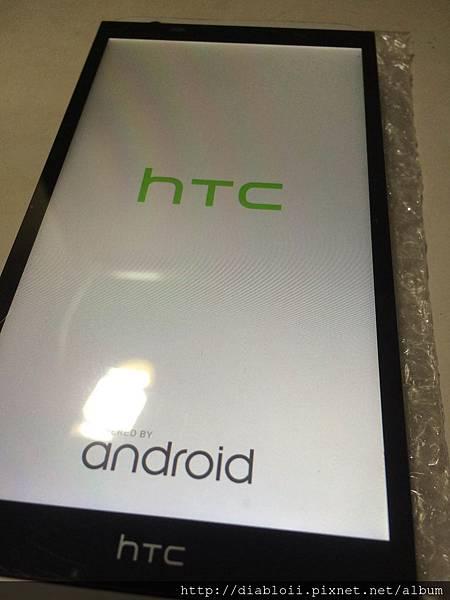 HTC Desire 820s 液晶更換