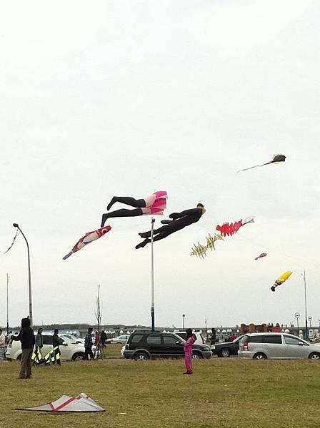這是下半身風箏(噗)