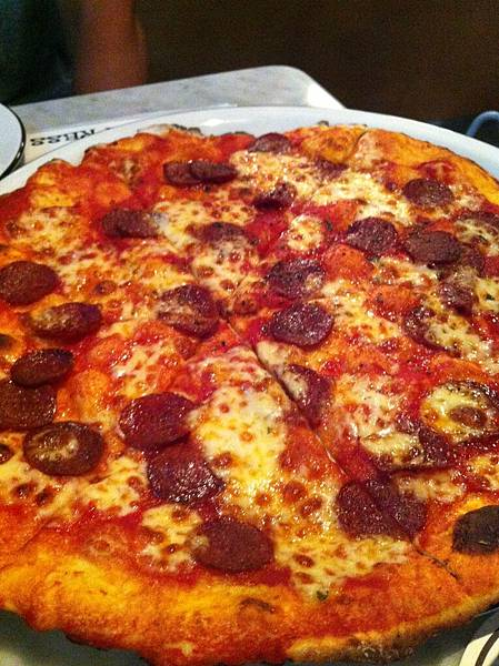 臘腸pizza