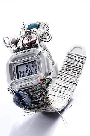 設計師蔣雅文創作錶款