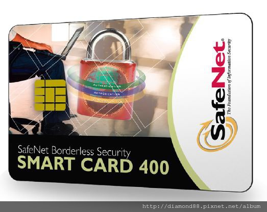 smartcard 400