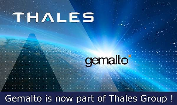 Gemalto加入Thales大團隊,將資安延伸至五大市場.jpg