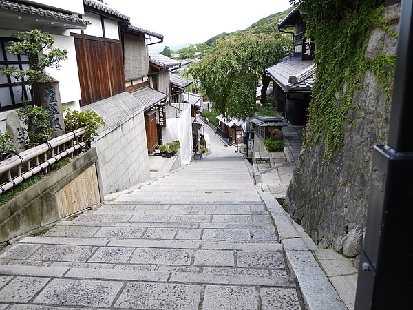 今天第一站是清水寺