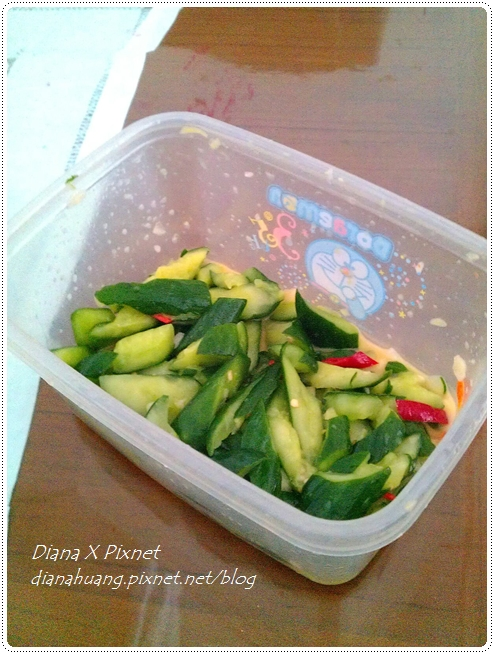 涼拌小黃瓜2