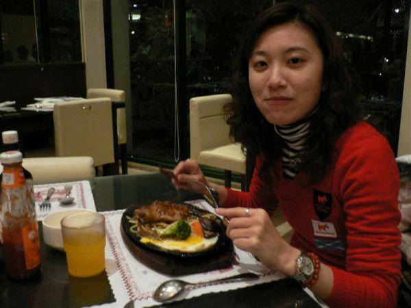 幸福晚餐時間