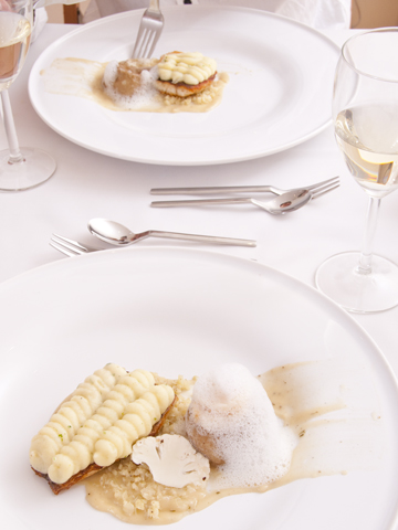 pure white project dining