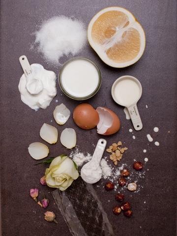 pure white project dessert ingredient