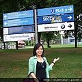 奧林匹克公園這一區有1972慕尼黑奧運會會場,還有BMW博物館~~ (1).JPG