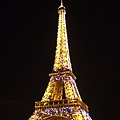 The best shot of shining Eiffel Tower at night!! So beautiful!!.JPG