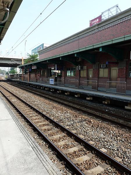 大橋車站出發去
