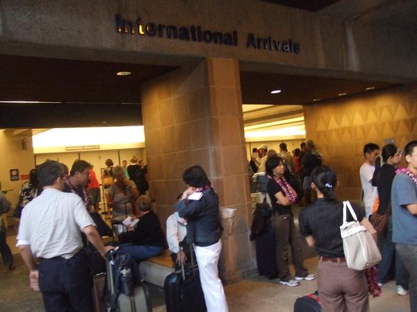 夏威夷的機場