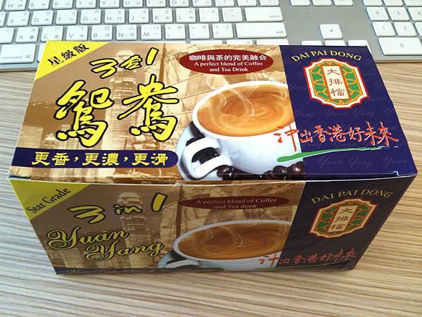 舊愛-大排檔星級版鴛鴦奶茶