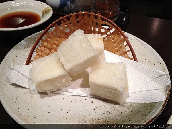 狸御殿-日式炸豆腐