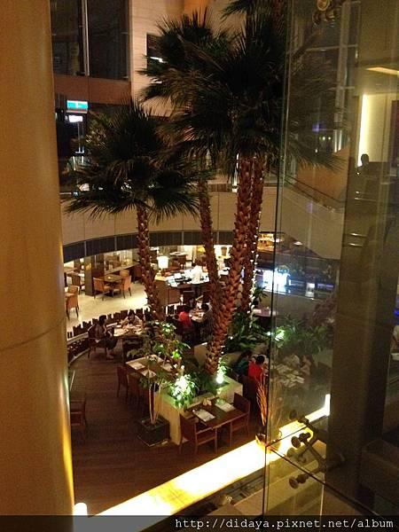 裕元花園酒店 lobby 2