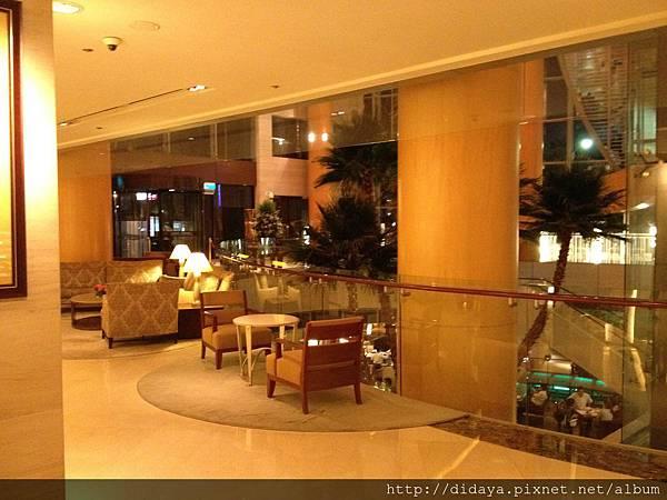 裕元花園酒店 lobby 1