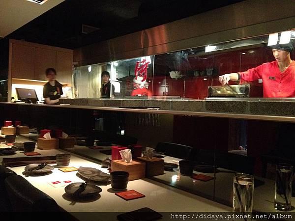 胡同 侍 串燒夜食-店內一角