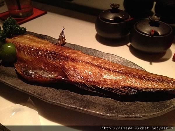 胡同 侍 串燒夜食-花魚一夜干