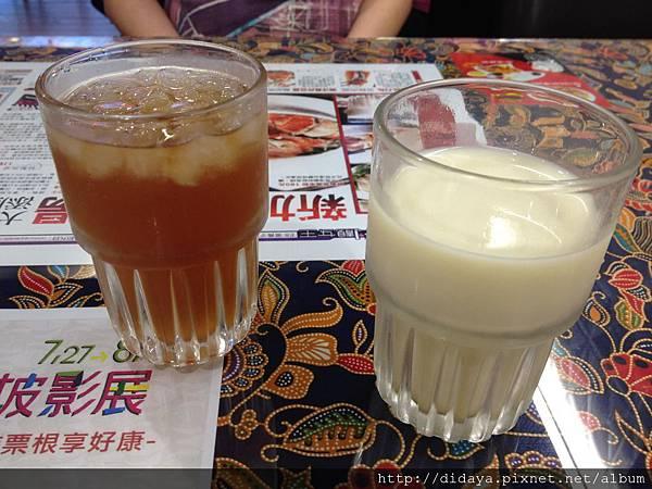 牛車水-香蘭豆奶 檸檬紅茶