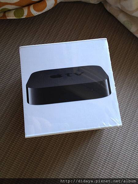 Apple TV -1