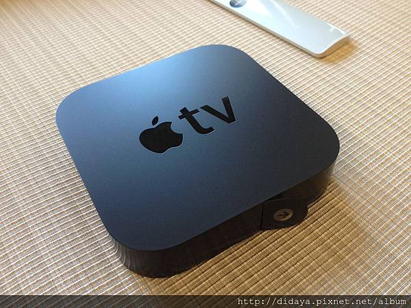 Apple TV -3