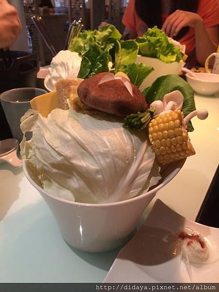 孫羊正店-鮮羊鍋物套餐