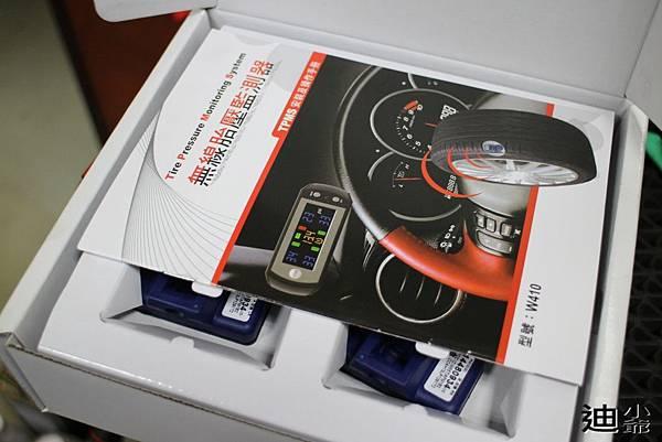 TPMS 胎壓偵測器(ORO sensor)開箱-10