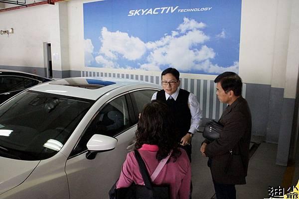 Mazda6 Skyactiv-D 開箱-2