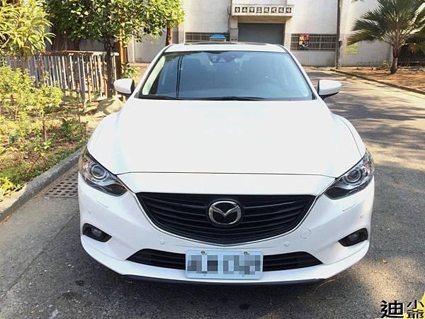 Mazda6 Skyactiv-D 開箱-7