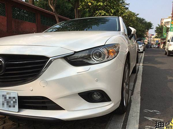 Mazda6 Skyactiv-D 開箱-10