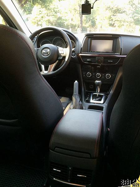 Mazda6 Skyactiv-D 開箱-31