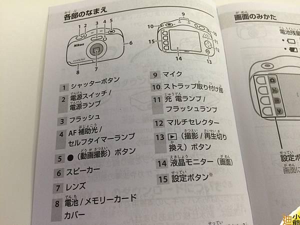 Nikon Coolpix S33 開箱-12