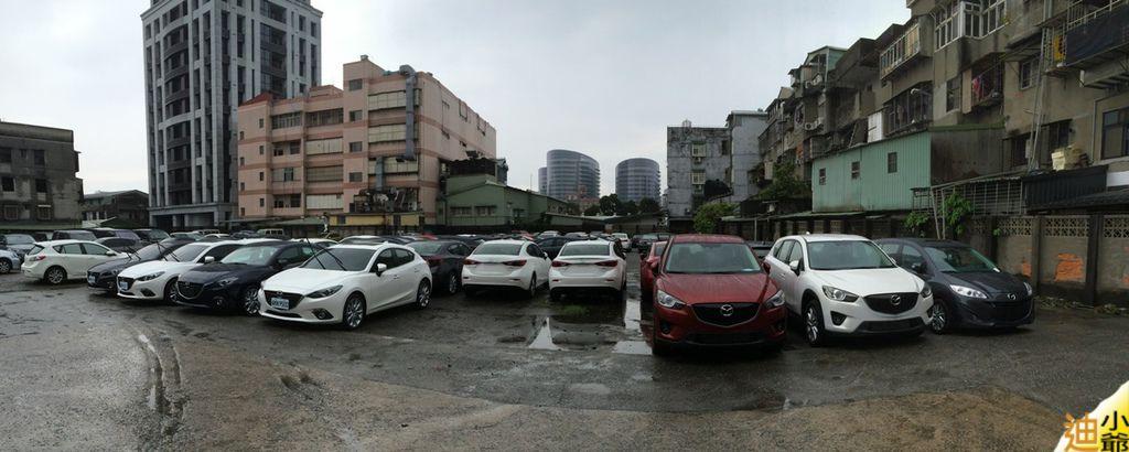 Mazda6 2.2柴油交車-1