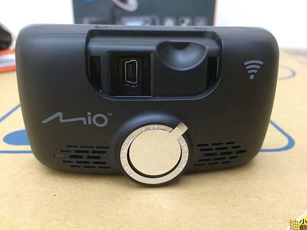 Mio Mivue 658HD Wifi-9