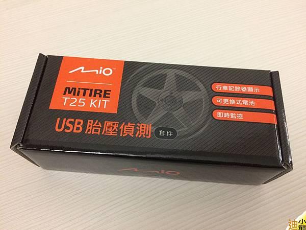 Mio mivue 6系列 TPMS胎壓偵測器配件-1