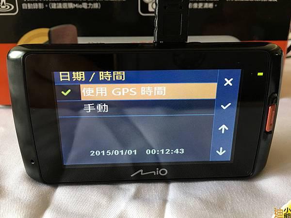 Mio Mivue 688D 前後雙鏡頭 行車紀錄器開箱-30