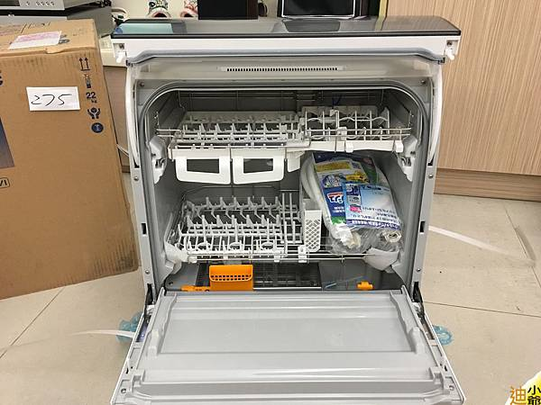 Panasonic NP-TR8-H 洗碗機-004