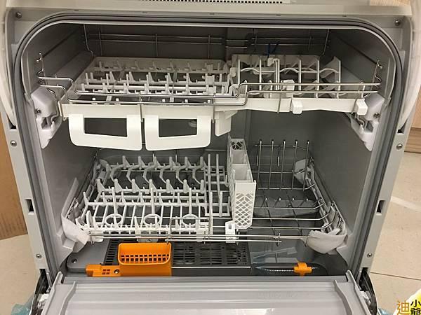 Panasonic NP-TR8-H 洗碗機-005