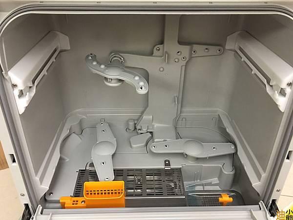 Panasonic NP-TR8-H 洗碗機-006