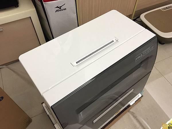 Panasonic NP-TR8-H 洗碗機-011
