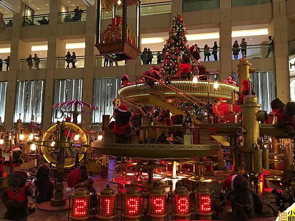 2016 香港置地廣場 耶誕佈置