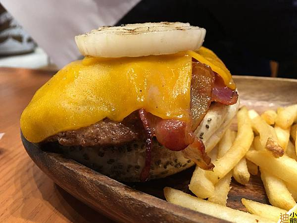 KUA AINA HAWAII 漢堡