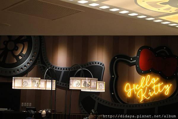 Red Carpet Hello Kitty餐廳主題 @林口三井-