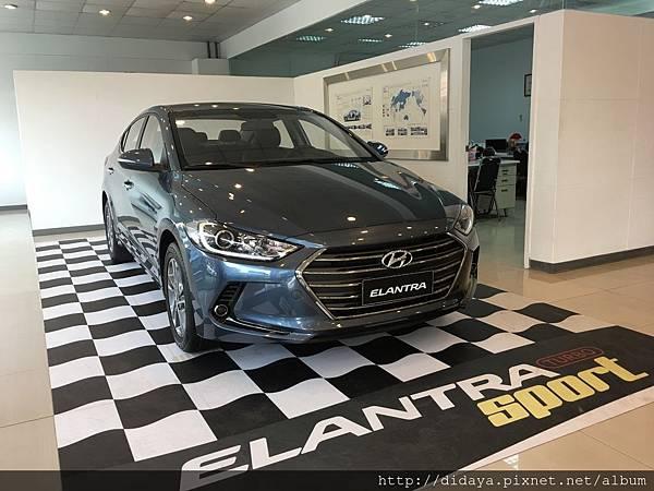 現代汽車Hyundai Super Elantra 1.6柴油 -5
