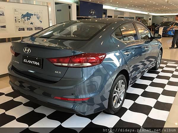 現代汽車Hyundai Super Elantra 1.6柴油 -6