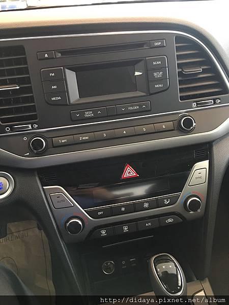 現代汽車Hyundai Super Elantra 1.6柴油 -7