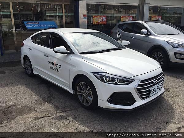 現代汽車Hyundai Super Elantra 1.6柴油 -8