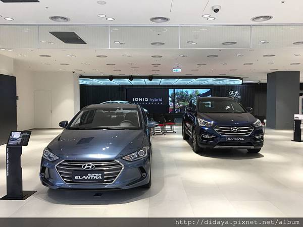 現代汽車Hyundai Super Elantra 1.6柴油 -3