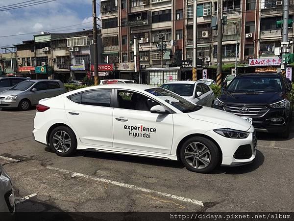 現代汽車Hyundai Super Elantra 1.6柴油 -10