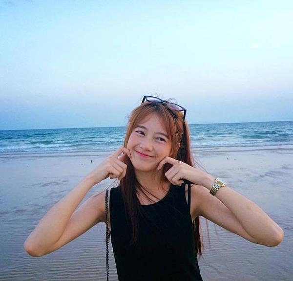 小清新泰國萌妹超可愛...螞蟻纖腰+逆天甜笑:網友都再次初戀了|天下現金網|天下運動網