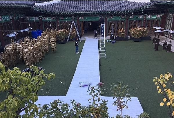 【首爾直擊】雙宋4不保密世紀婚禮 李光洙劉亞仁朗讀愛語|天下現金網|天下運動網